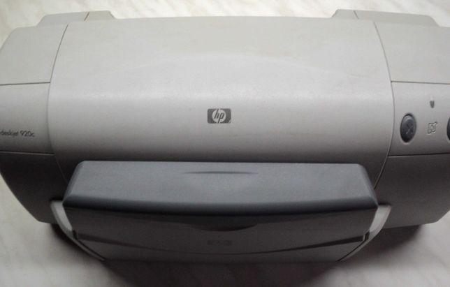 Dezmembrez Imprimanta HP DeskJet 920c (cartuse goale uscate)
