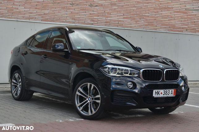BMW X6 M Pachet/// Plasma/// Trapa/// Distronic