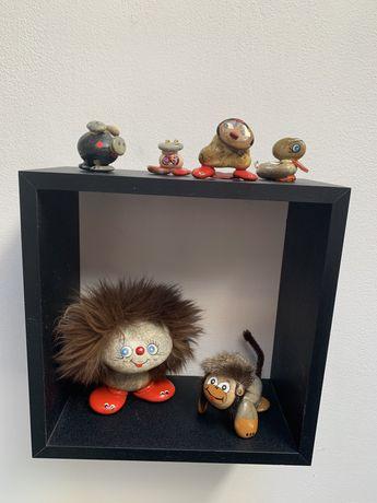 Set figurine hand made din piatra naturala UNICAT