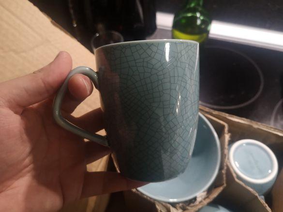 Комплекти сервиз за хранене, кафе, чаши и купички landscape