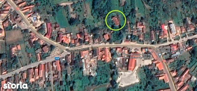 BIHOR - SUPLACU DE BARCAU, Vila 330mp+ teren 7262mp-Str.Calea Muncii
