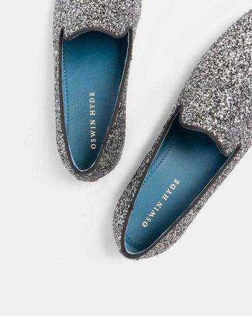 PHILIPP PLEIN pantofi Oswin Hyde cu pietre de ocazie (lăutărești)