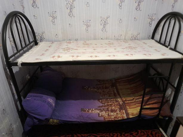 Двухъяростная кровать