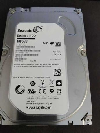 Жёсткий диск 1000 гиг