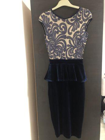 Rochia albastra