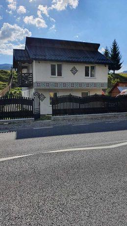 Inchiriez casa de vacanta Ciocanesti