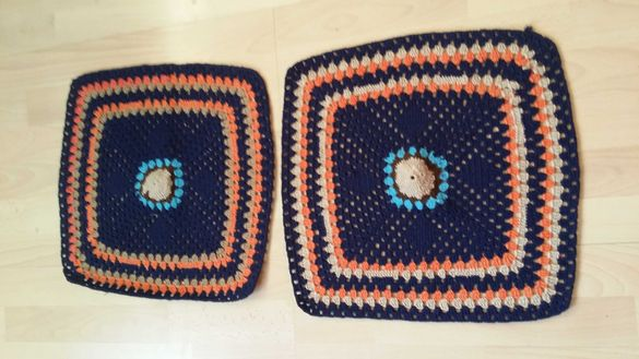 Плетени калъфчета