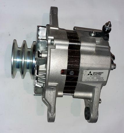 Alternator JOHN DEERE 850D LC,NEW holland E200SR,HITACHI Zaxis 55amp