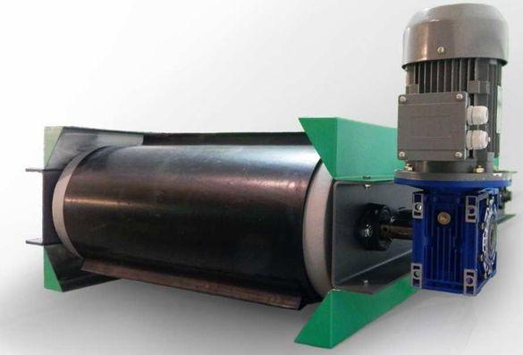 Надлентови магнитни сепаратори, пресевни повърхности