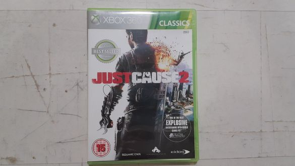 Just Cause 2 за XBOX 360 X360 Xbox One
