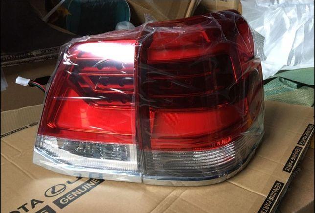 Задние стопы,фонари на лексус 570, Тойота ланд крузер 200,рестайлинг
