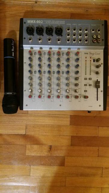 Mixer stage line MMX 802