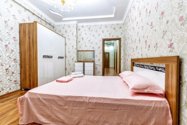 2 комнатная  квартира со всеми удобствами