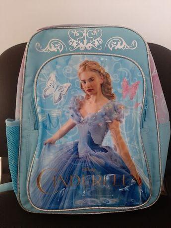 Ghiozdan scoala Disney Cinderella 40 cm (NOU)