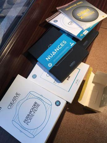 Набор фильтров Cokin X-Pro, адаптеры и держатель