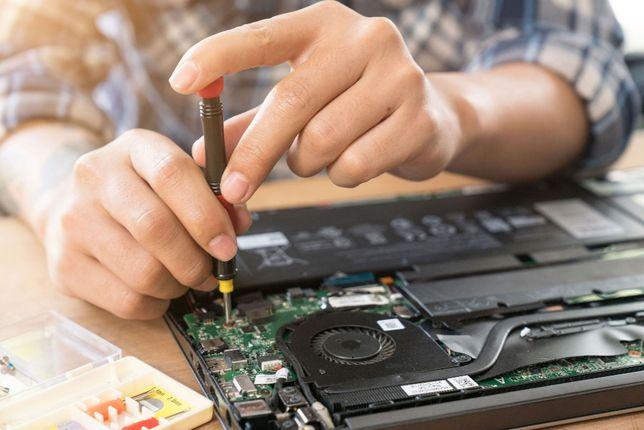 Профессиональный ремонт ноутбуков на компонентном уровне