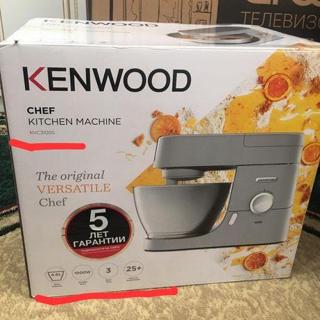 Продам кухонный комбайн kenwood