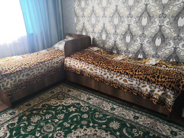 Кровать детская, с матрасом