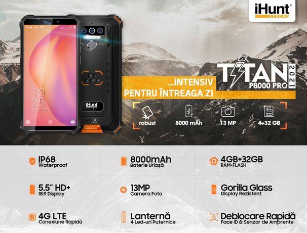 Telefon iHunt TITAN P8000 PRO2021 Orange,rezist moderne noi sig prod