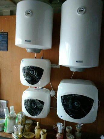 Бойлеры водонагреватели. Аристон от итальяского производителя. Гаранти