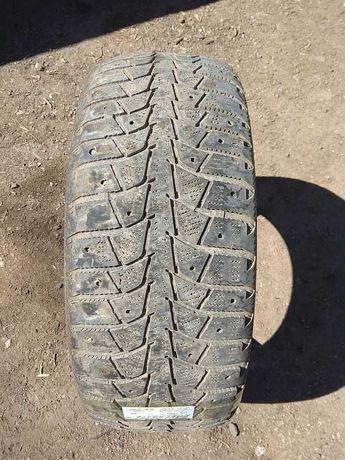 "ОДНА шина 205/55 R16 - ""Maxxis Presa Spike"" (Китай), зимняя."