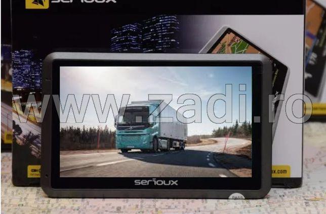 Gps serioux cu harti si program camion-garantie 3 ani-UPQ 430