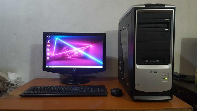 Компьютер в отличном состоянии + 3 принтера + новый картридж
