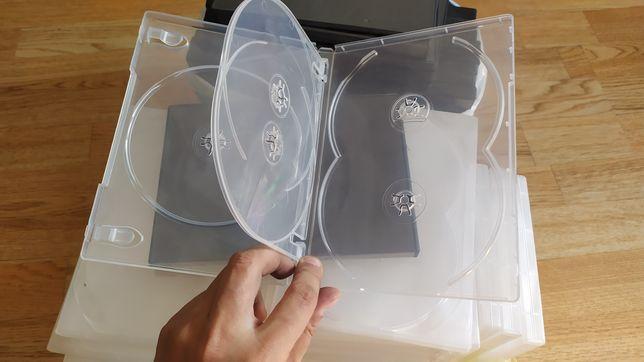 продам СД (CD) и ДВД (DVD) боксы, новые