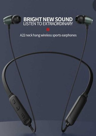 Беспроводные Bluetooth наушники Celebrat A22 Б/У