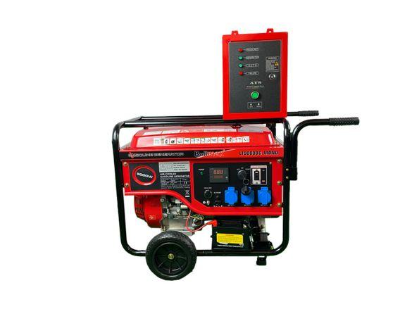 Бензинови комбинирани генератори за ток BULLMAX - 9.0 KW - със ATS