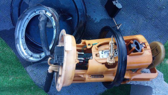 помпа в резервоара резервоар бмв гориво bmw e46