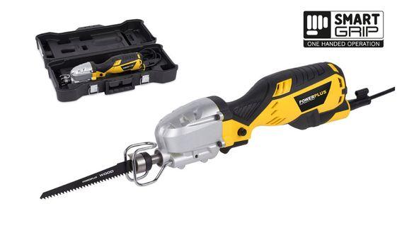 Ел. мини ножовка POWX1415 600W Powerplus - Акция! Стара цена 151.44л