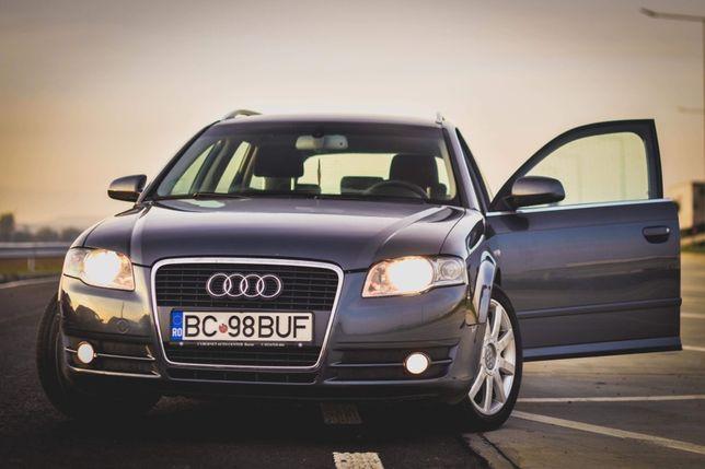 Audi A4 B7 2.0TDI Quattro S-Line
