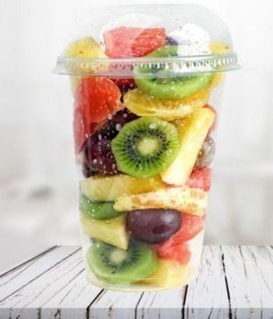 Фруктовый стаканчик / фрукты в стакане