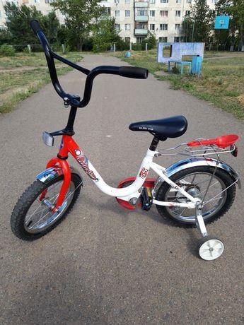 Продам детский велосипед  за 15000 тг.