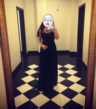 Платье вечерное