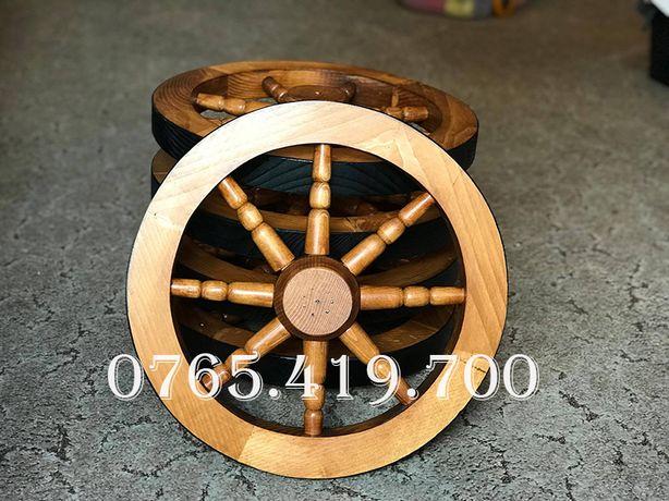 Roata din lemn traditionala / roata pentru fantana