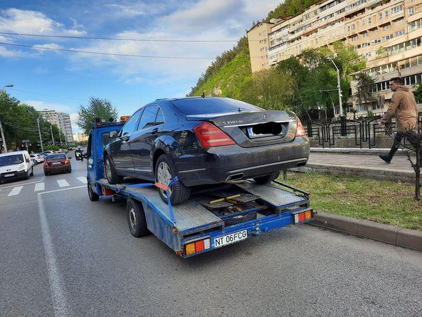 Non-stop Tractari auto, platforma ,depanare!