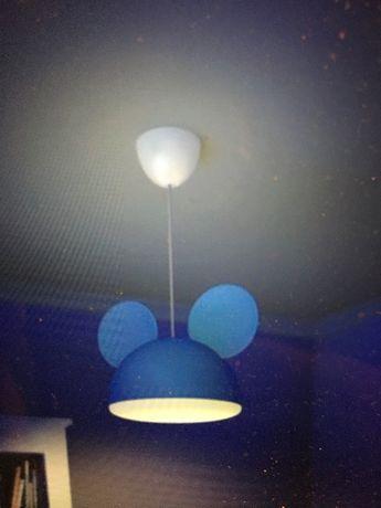 "Philips "" Mickey Mouse"" LED лампион чисто нов, от Швейцария"