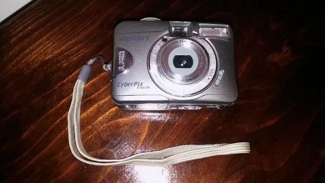 Aparat Foto - Camera Digitala MERCURY CYBERPIX E-560M 3MP Lcd SDCard