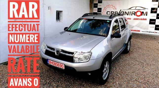 *Dealer Auto* Dacia Duster 1.6i BENZINA+GAZ *UNIC PROPR.-EURO5-2012*