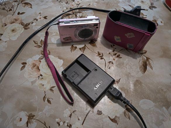 Фотоапарат SONY  DSC-W120 розов