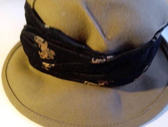 Елегантна шапка, филц, Германия