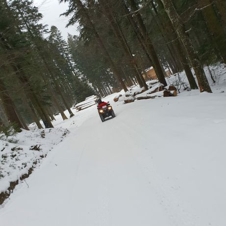 Inchiriere ATV, Sinaia-Busteni-Brasov