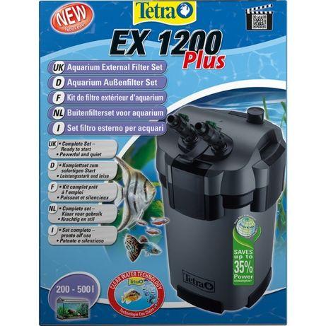 """Внешний фильтр Tetra EX 1200 plus для 200-500 л. в """"Живом Уголке"""""""