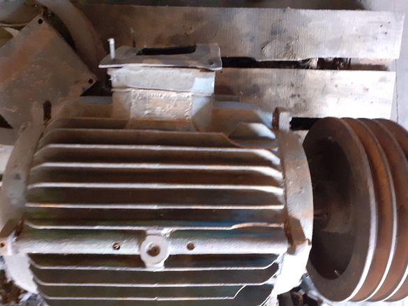 Електродвигатели трифазни 380в/40кв