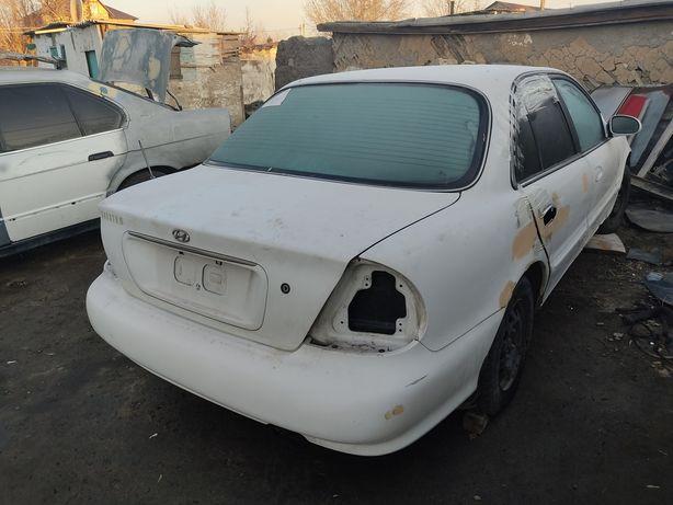 Hyundai sonata 3 на разбор
