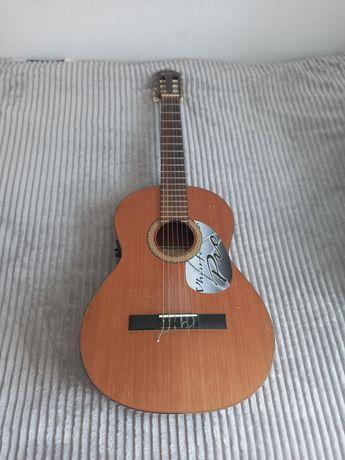 Классическая гитара ручной работы с пьезоэлементом(Испания)
