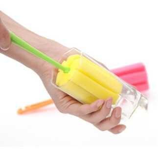 Губка палка для мытья бокалов