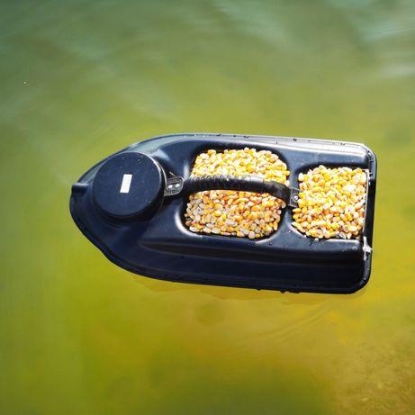 Navomodel pescuit barcuta plantat momeala barca nadit